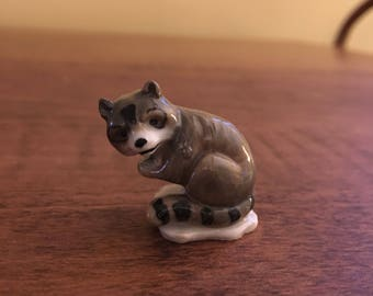 Wade Whimsies Series 9 Raccoon