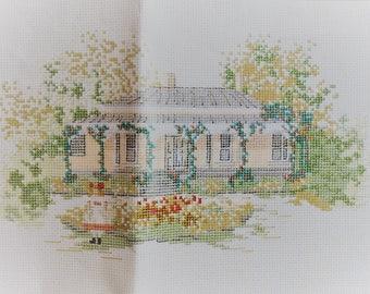 Anchor cross stitch kit - Victorian Cottage Kit no. 1379-80