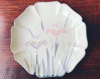 Otagiri Floral Lite Candy Dish