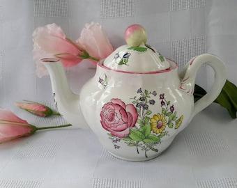 Spode Copeland Luneville Teapot, England