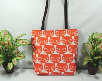 Tote bag, market bag, book bag, grocery bag