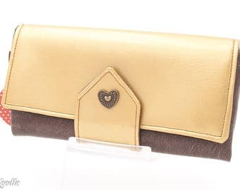 Wallet Wallet Purse-opal-gold
