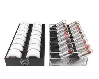 16 Eyeshadow Holder | Makeup holder vanity organisation lipstick holder
