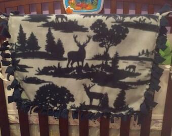 Little Hunter Blanket