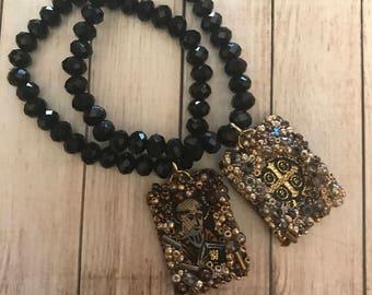 2 St Benedict Bracelets