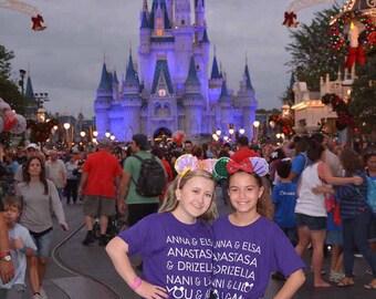 Disney Sisters-Kids
