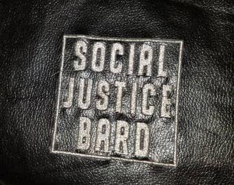Social Justice Class patches