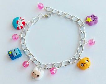 Adventure Time bracelet
