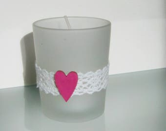 Votive Candle Holder.