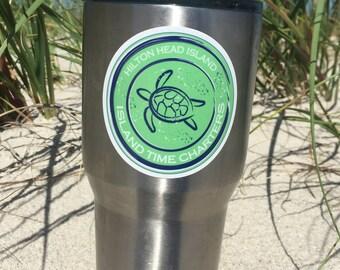 Protect the Sea Turtles Sticker