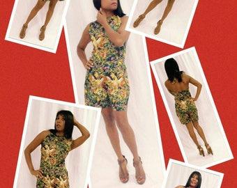 Combi-short taille 36/38 I suit-short size 6/8