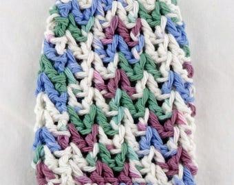 Crochet Wash Mitt