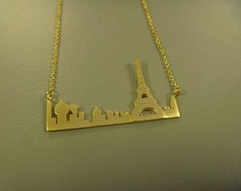 collar City Paris City of light