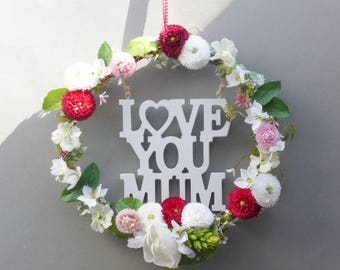 Wreath * love you mum *