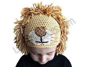 crochet lion hat baby lion hat newborn lion hat lion costume animal hat halloween costume lion photo prop baby boy hat newborn hat baby hat