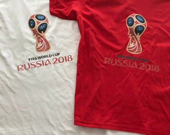 FIFA 2018 World Cup RUSSIA T-Shirt