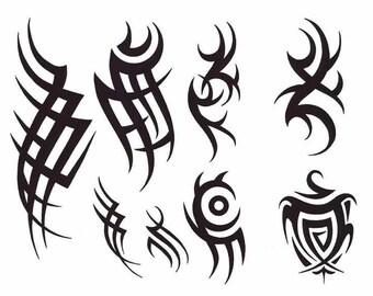 Create a temporary tattoo