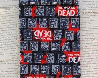 Walking Dead Bookimabob book/tablet/kindle sleeve