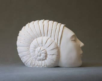 Ceramic Sculpture , Ceramic Art , Art Object , Décor , Clay Sculpture , Fine Art Ceramic , Pottery , Gift for Her / Him ,
