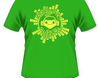 Overwatch Lucio Shirt - Lets Break it DOWN!