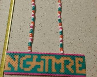 Nghtmre Perler Necklace