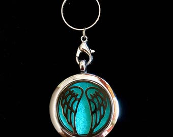 Aromatherapy Locket Necklace, Essential Oils Diffuser Necklace, Perfume Locket, Aromatherapy Jewelry