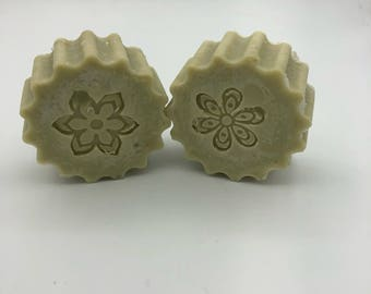 French Green Clay Face Soap