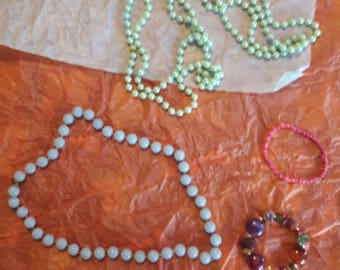 Pearls stone or beads
