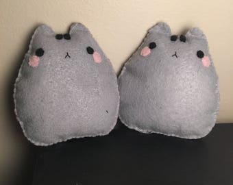 Fleece Pusheen the Cat Toy