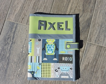 Protects health record personalized robot (made to order)