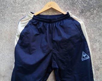 Vintage Rare! LE COQ SPORTIF Nylon Pant