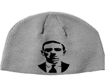 H.P. Lovecraft Cthulhu Elder Gods Eldritch Lovecraftian Beanie Knitted Hat Cap Winter Clothes Horror Merch Massacre Christmas Black Friday