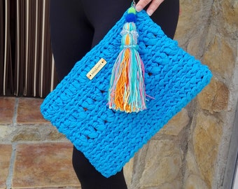 Handbag, handmade.