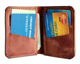 Minimalist wallet(9 colors) leather wallet wallets for men wallets for women mens wallet womens wallet slim wallet thin wallet small wallets