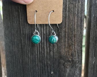 Amazonite Earings
