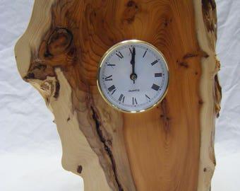Yew Clock