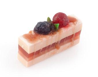 "Handmade soap ""Berry Cake"""