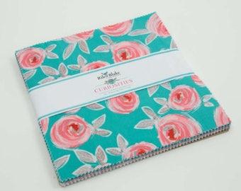 "Curiosities 10"" stacker by Amanda Herring for Riley Blake Designs"