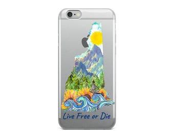 New Hampshire iPhone Case