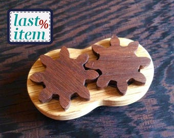Wood Hand Spinner - Small Wood Hand Spinner - Hand Spinner - Wood Toys - Gift for Him - Gift For Boy - Gift For Girl - Christmas Sale
