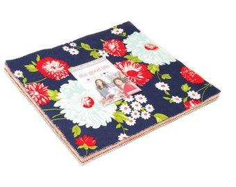 The Good Life, Bonnie & Camille, Layer Cake, Moda Fabrics, Thimble Blossoms, Cotton Way