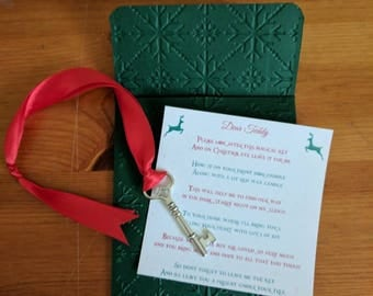 Personalised Magical Santa Key