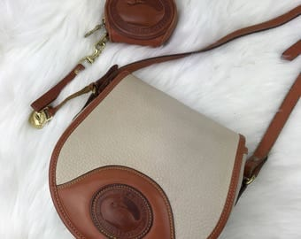Dooney & Bourke AWL Saddle Crossbody Bag