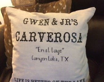 Pillow-Custom Decorative Pillows Covers