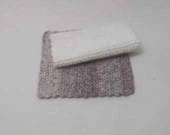 Washcloths Cotton Dishcloths Cleaning Clothes Bath cloths