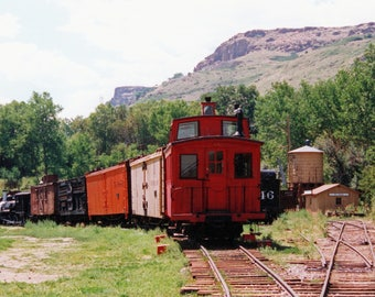 Golden Railroad Museum