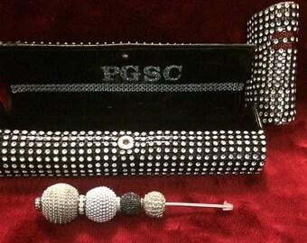 PGSC Setup Black Bling