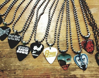 Guitar Picks Necklace