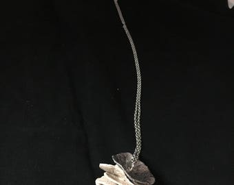 Ceramic long pendant
