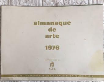 1976 Art Almanac